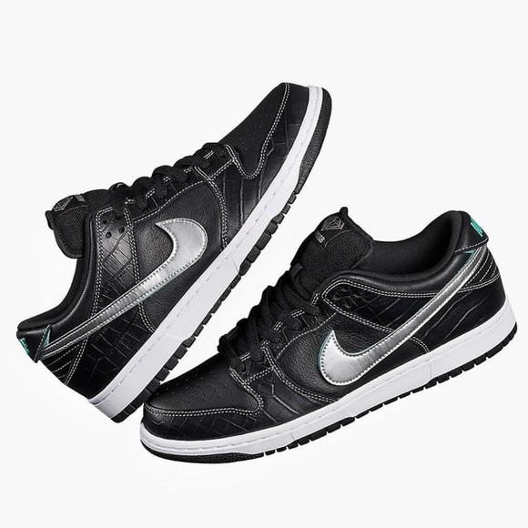 Nike Shoes | Nike Sb Dunk Low Diamond